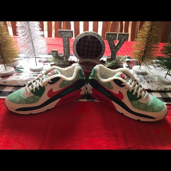 Nike Shoes | Nike Air Max 9 Nordic Christmas 2020 M9 W05 | Poshmark
